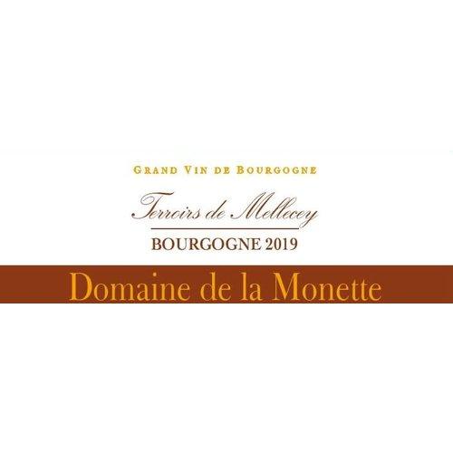 Domaine de la Monette Terroirs de Mellecey 2018 Bourgogne ABV: 13% 750 mL