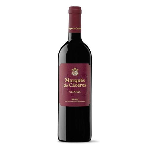 Marques de Caceres Rioja 2016 Crianza ABV: 14.5% 750 mL