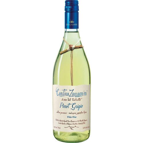Cantina Zaccagnini 2020 Pinot Grigio ABV: 12.5% 750 mL