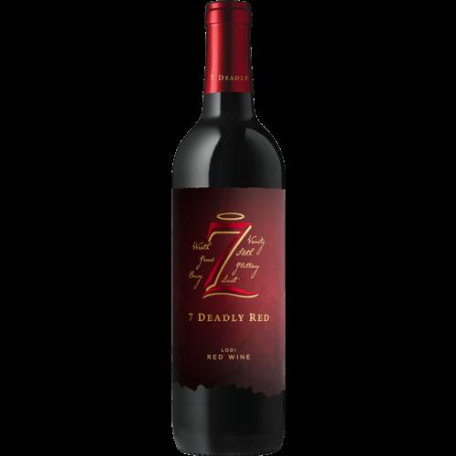 Seven Deadly Lodi 2015 Red Wine ABV: 15% 750 mL
