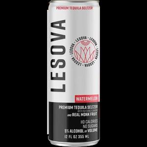 Lesova Premium Tequila Seltzer ABV: 5%