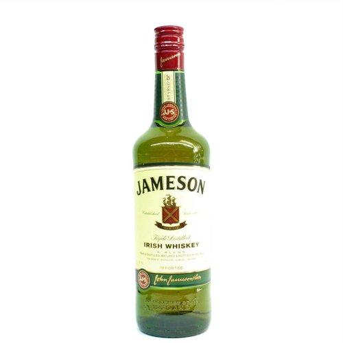 Jameson Irish Whiskey Regular ABV: 40%