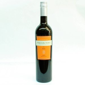 Pascual Toso 2015 Malbec ABV: 13.5% 750 mL