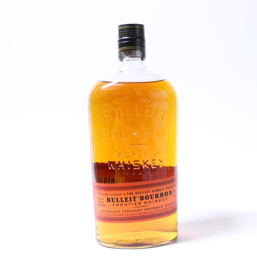 Bulleit Bourbon Regular ABV: 45%