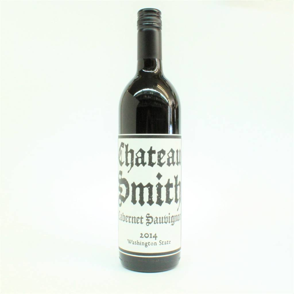 Charles Chateau Smith 2014 Cabernet Sauvignon ABV: 13.5% 750 mL