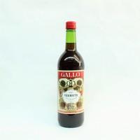 Gallo 2015 Sweet Vermouth ABV: 16% 750 mL