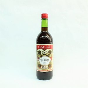 Gallo 2015 Sweet Vermouth ABV: 16% 750 mL