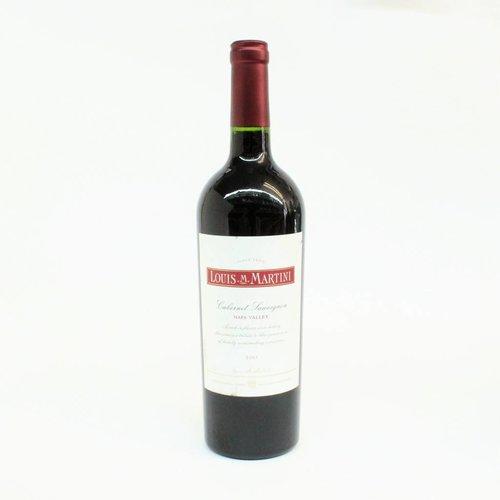 Louis M Martini Napa 2013 Cabernet Sauvignon ABV: 14.9% 750 mL