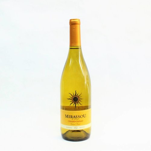 Mirassou 2014 Chardonnay ABV: 13.8% 750 mL