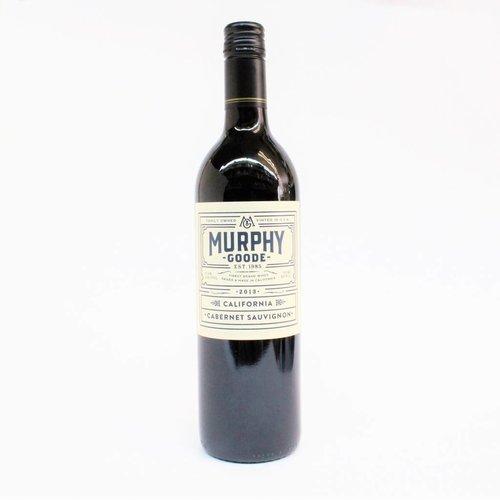 Murphy Goode 2018 Cabernet Sauvignon ABV: 13.5% 750 mL