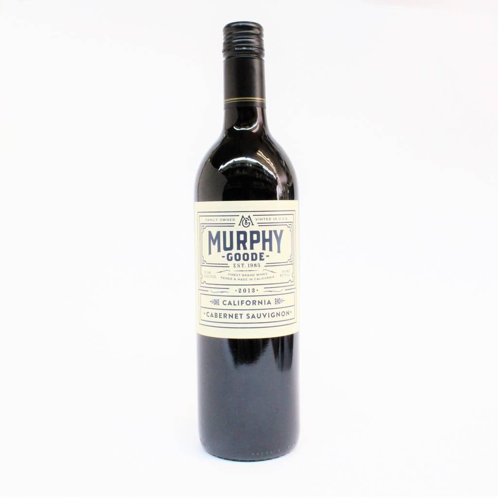 Murphy Goode 2017 Cabernet Sauvignon ABV: 13.5% 750 mL