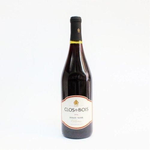 Clos du Bois 2016 Pinot Noir ABV: 13.5% 750 mL