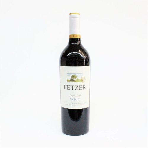 Fetzer Eagle Rock 2015 Merlot ABV: 13.5% 750 mL