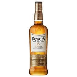 Dewar's Scotch Whiskey ABV: 40%