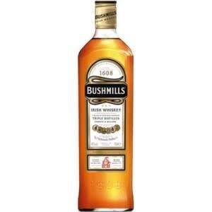 Bushmills Irish Whiskey ABV: 40%