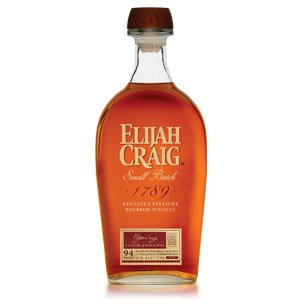 Elijah Craig Kentucky Bourbon ABV: 47% 750 mL