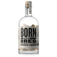 Born & Bred Potato Vodka ABV: 40%