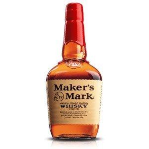 Maker's Mark Bourbon ABV: 45%