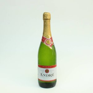 Andre Spumante ABV: 9% 750 ml