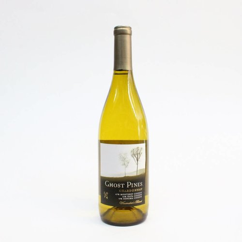 Ghost Pines 2014 Chardonnay ABV: 13.8% 750 mL