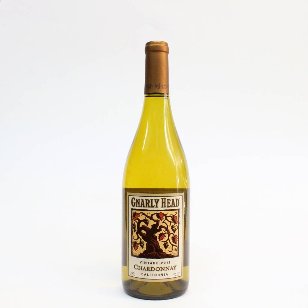 Gnarly Head 2016 Chardonnay ABV: 13.5% 750 mL
