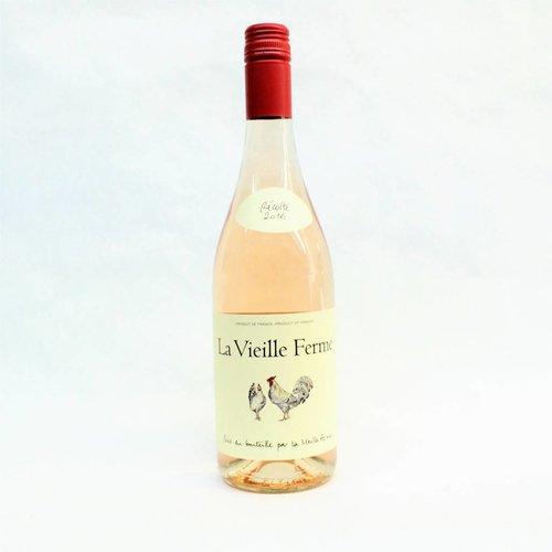 La Vieille Ferme Côtes du Ventoux 2019 Rosé ABV: 13% 750 mL