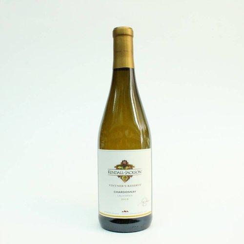 Kendall Jackson Vintner's Reserve 2018 Chardonnay ABV: 13.5% 750 mL