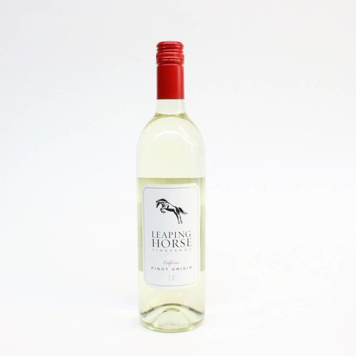 Leaping Horse 2016 Pinot Grigio ABV: 12.5% 750 mL