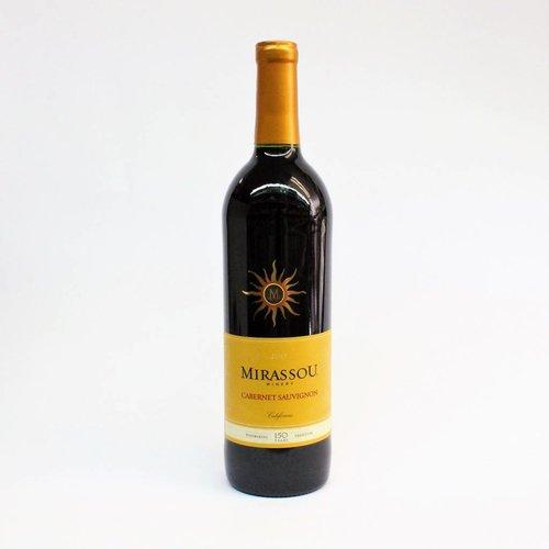 Mirassou 2015 Cabernet Sauvignon ABV: 13.6% 750 mL