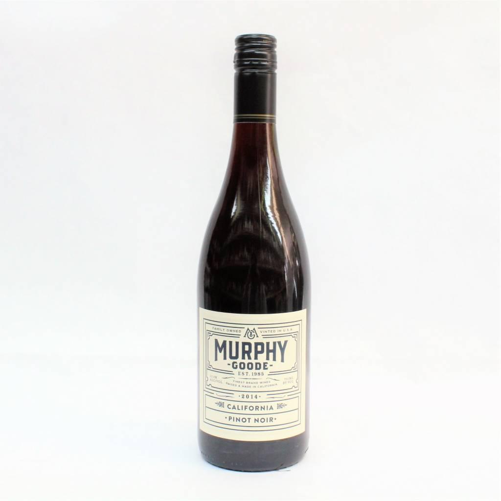 Murphy Goode 2016 Pinot Noir ABV: 13.5% 750 mL