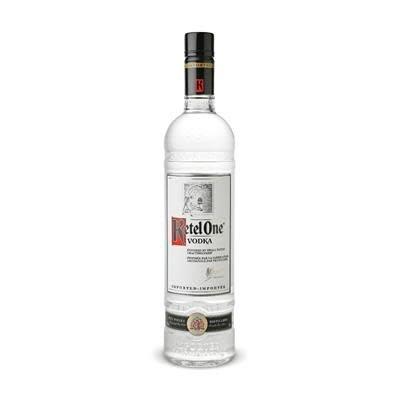 Ketel One Vodka ABV: 40%
