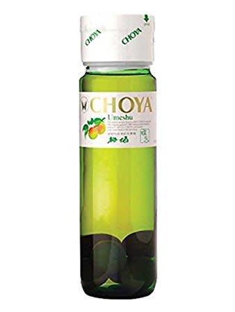 Choya Umeshu Sake ABV: 15% 750 mL