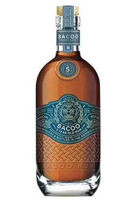 Bacoo Rum ABV: 40%