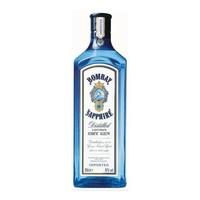 Bombay Sapphire Gin ABV: 47%