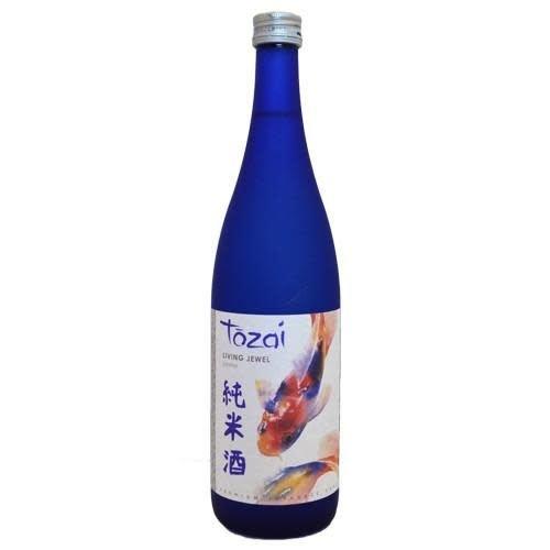 Tozai Living Jewel Sake ABV: 14.9% 750 mL