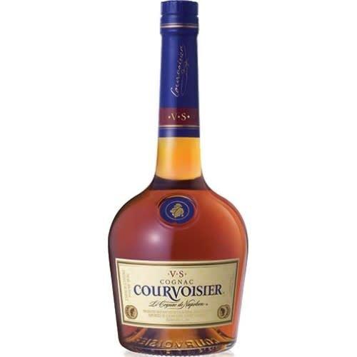 Courvoisier Cognac ABV: 40%