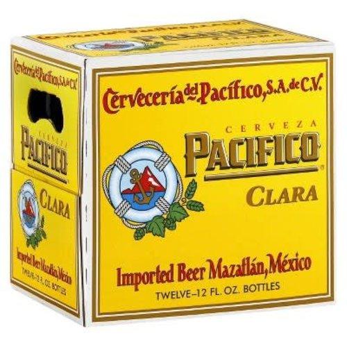 Pacifico Clara ABV: 4.5% Can 12 fl oz
