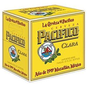 Pacifico Clara ABV: 4.5% Bottle 12 fl oz