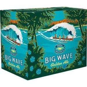 Big Wave Golden Ale ABV: 4.4% Can 12 fl oz