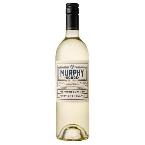 Murphy Goode North Coast 2018 Sauvignon Blanc ABV: 13.5% 750 mL