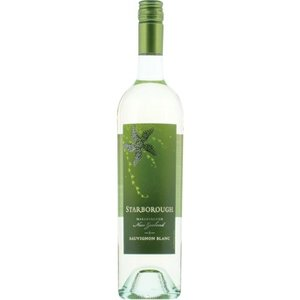 Starborough Marlborough 2018 Sauvignon Blanc ABV: 12.5% 750 mL
