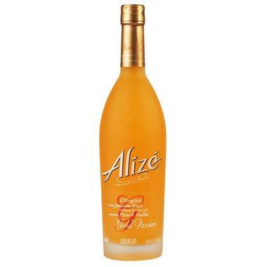 Alize Gold Passion Liqueur ABV: 16%