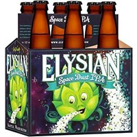 Elysian Space Dust IPA ABV: 8.2% Bottle 12 fl oz 6-Pack
