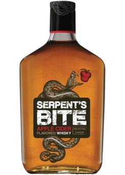 Serpent's Bite Whiskey ABV: 35% 750 mL