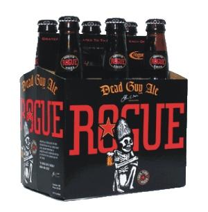 Rogue Dead Guy Ale ABV: 6.8% Bottle 12 fl oz 6-Pack