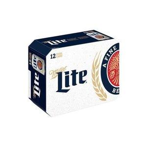 Miller Lite ABV: 4.2% Can 12 fl oz