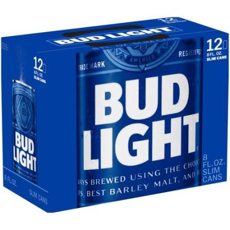 Bud Light Regular ABV: 4.2% Can 12 fl oz