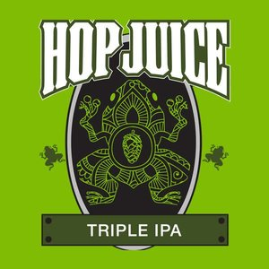 Hop Juice Triple IPA ABV: 10% Bottle 12 fl oz 6-Pack