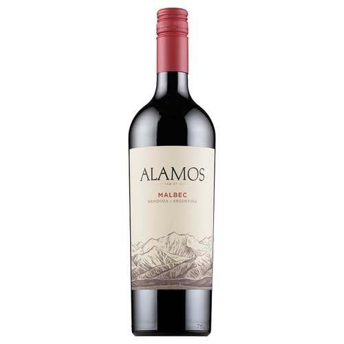 Alamos Mendoza 2018 Malbec ABV: 13.5% 750 mL