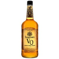 Seagram VO Whiskey ABV: 40%
